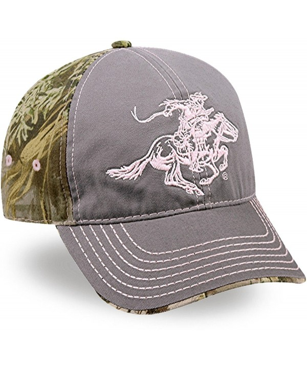 Winchester Ladies' Grey & Max-1 Cotton Twill Cap - CW11HCF2S9T