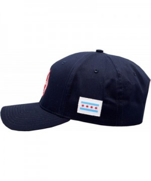 Chicago Department Maltese Velcro Hat 10780 in Men's Baseball Caps