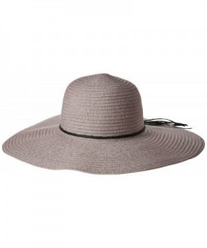 RAMPAGE Womens Solid Sunhat Woven