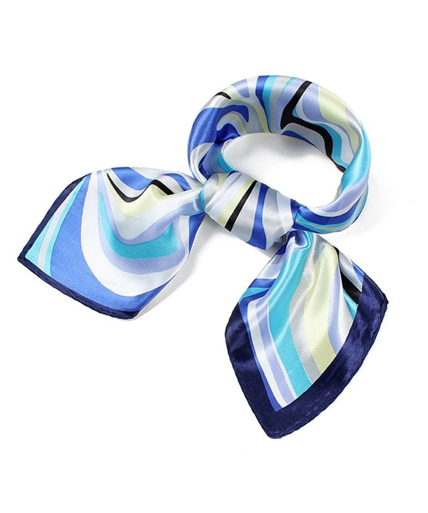 Herrico Women Fashion Square Scarf Neck Head Multiuse Multicolor Available - E-1 - CC12JHTK6E1