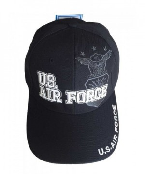 Aesthetinc U.S. Military Air Force Cap Officially Licensed Sealed - Black 2 - CO11XT2TCCF