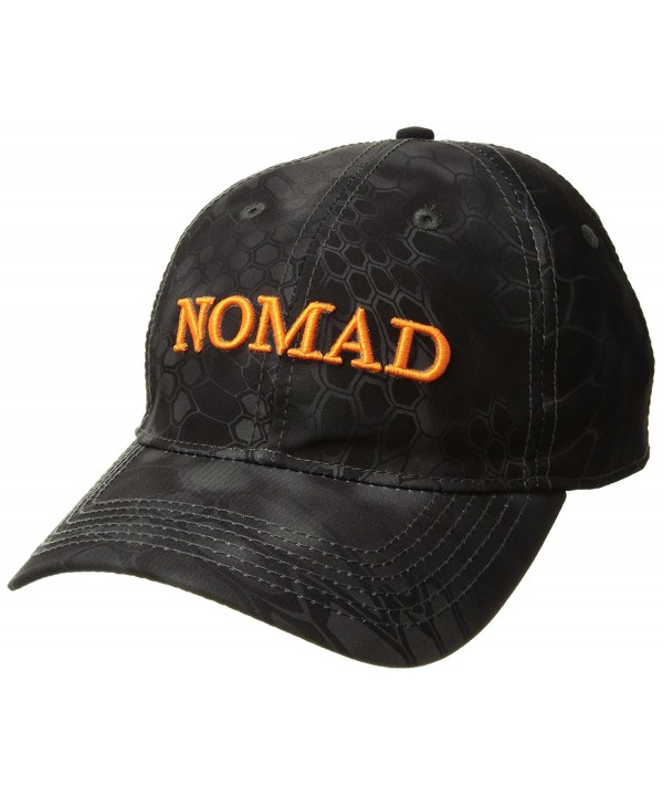 Nomad Camo Stretch Fit Hat - Kryptek Typhon - CN1854MLN3H