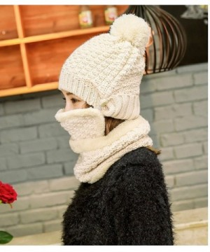 FeelMeStyle Womens Winter Crochet Cold proof in Fashion Scarves