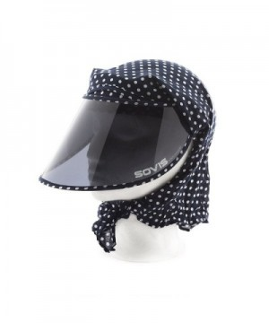 Sovis Full Blue white Scarf in Women's Sun Hats
