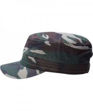 Cotton adjustable STYLES COLORS CAMOUFLAGE in Women's Baseball Caps