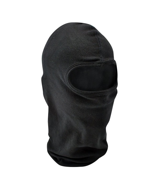 BALACLAVA COTTON BLACK - Black - CQ1174ELJAL