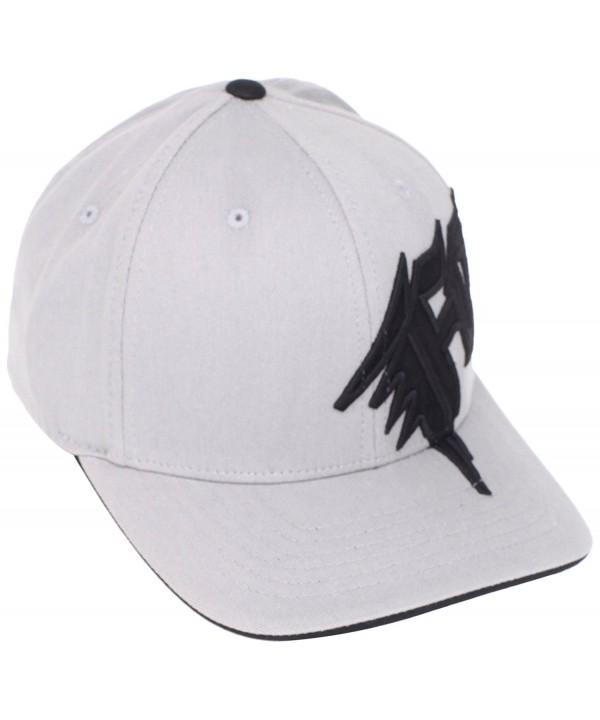 Fox Men's New Generation Flexfit Hat - Grey - CA114DJUBF5