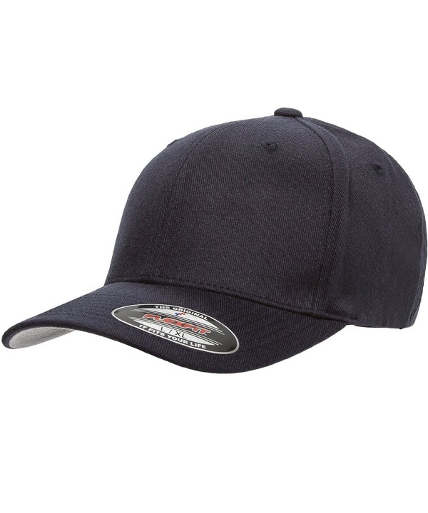 Flexfit - Wool Blend Cap - 6477 - Dark Navy - CL112SND4QV