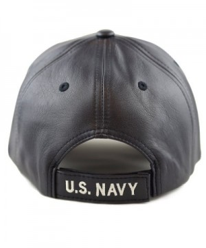 HAT DEPOT Official Embroidered U S Navy Navy in Men's Baseball Caps