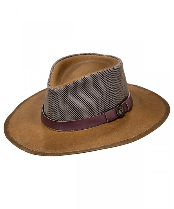 Outback Trading Kodiak Hat with Mesh - Field Tan - CQ113RH34SZ