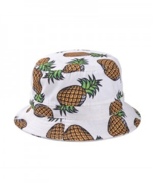 Ladies Headwear Pineapple pattern fishing