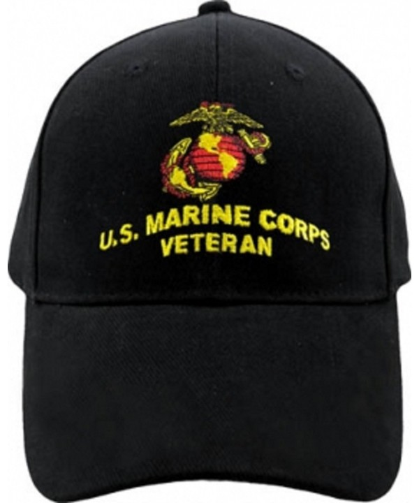 United States Marine Corps Veteran Hat For Men- Collectibles- Marines Insignia - C7113AV57PZ