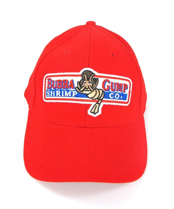 1994 Bubba Gump Shrimp Co. Baseball Cap Embroidered Hat Forrest Gump - CL125JJST5V
