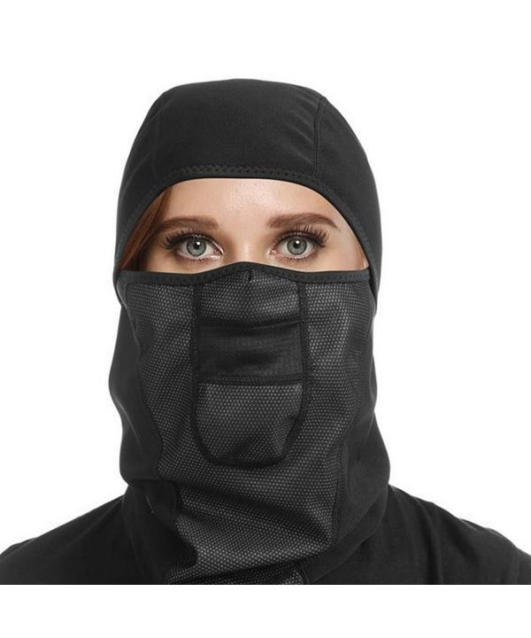 Balaclava Windproof Ski Anti-Dust Adjustable Face Mask Head Hood in Outdoor Sports - CU187STMT3N