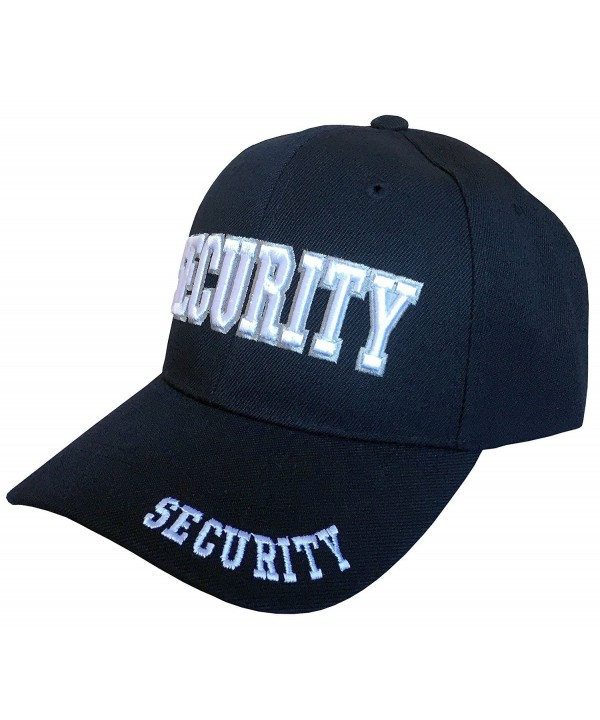 SunGal Security- Law Enforcement Headwear- 3D Embroidered Baseball Cap Hat- Adjustable - CB12NYIBZ2L