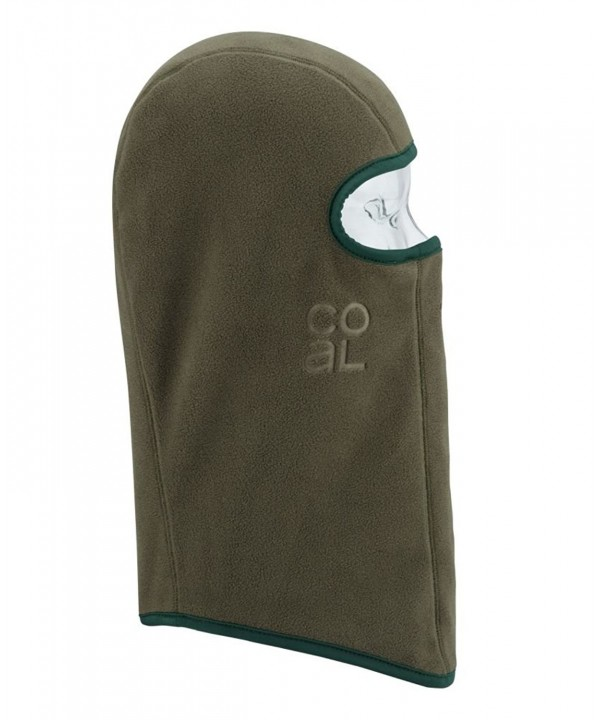 Coal Men's BEB Balaclava - Olive - CT12O6KMVS3