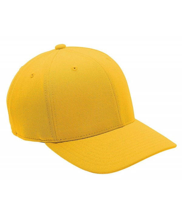 Flexfit For Team Cool & Dry Mini Piqué Performance Cap - Sport Ath Gold - CO11UCU9N49