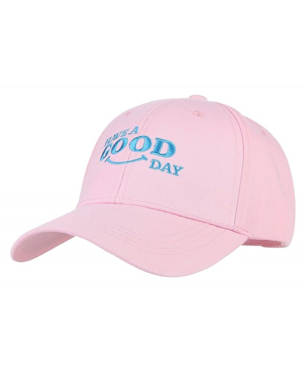 Gemvie Women's Adjustable Baseball Cap Embroidery Words Dad Hat - CV185A7U4Q8