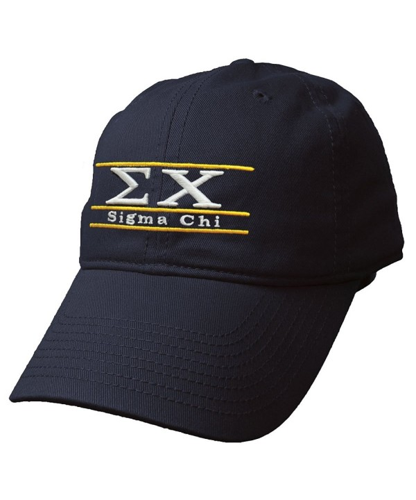Sigma Chi Ultimate Hat by The Game - CQ12G0MB83V