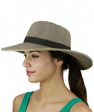C C Womens Tassel Summer Floppy in Women's Sun Hats