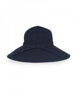 Sunday Afternoons Women's Beach Hat - Navy - CN117ZH18OP