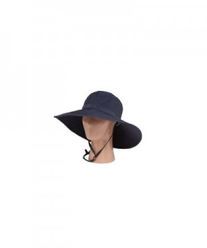 Sunday Afternoons Womens Beach Navy in Women's Sun Hats