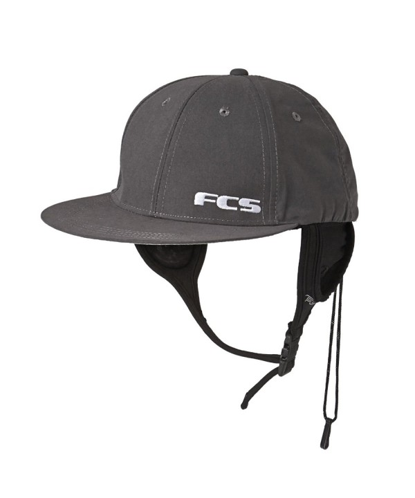 FCS Wet Cap in Gunmetal or Beige- All Sizes - Gunmetal - CS114O9AAYT