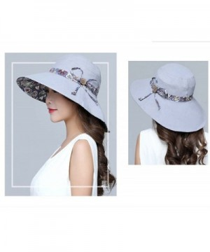 Ls Lady Reversible Anti UV Foldable in Women's Sun Hats