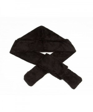 Nanxson Hoodie Earflap WJ0011 black in Fashion Scarves