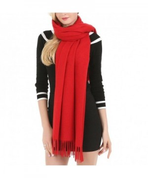 Sherry007 Womens Cashmere Tassels Blanket in Fashion Scarves