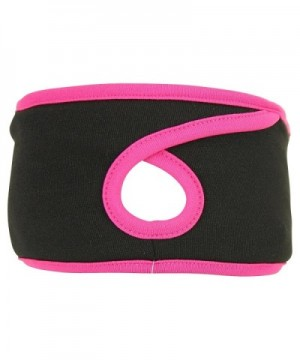 Womens Sport Fleece Headband Earwarmer