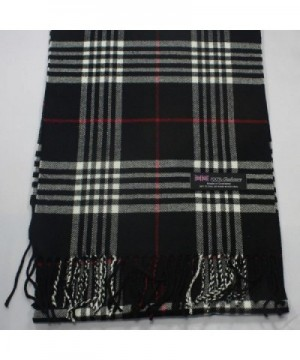 Black_ Seller Scarf Scotland Winter