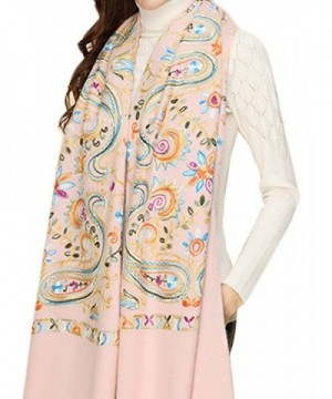 TLH Womens Exotic Delicate Embroidered in Wraps & Pashminas