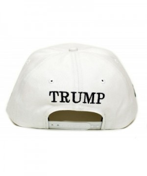 Trump America Great Again Embroidered