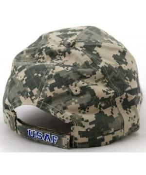 United States Force Embroidery Baseball