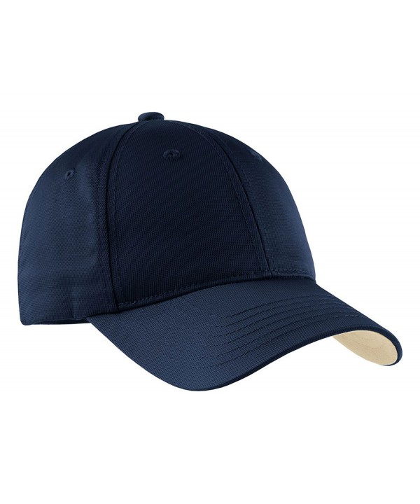 Sport-Tek Dry Zone Nylon Performance Structured Cap - True Navy - CL119MRS4P7