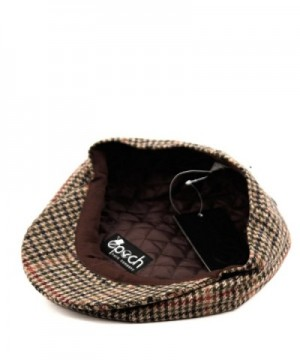Classic Panel Newsboy Collection NSB1597 in Men's Newsboy Caps