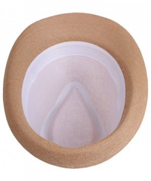 Enimay Vintage Unisex Classic Timeless in Women's Fedoras