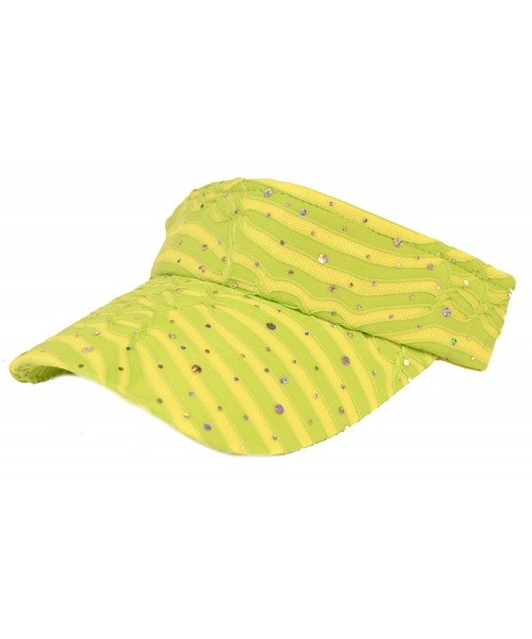 Sparkle Visor / Lime Green - C2113RB8MXX