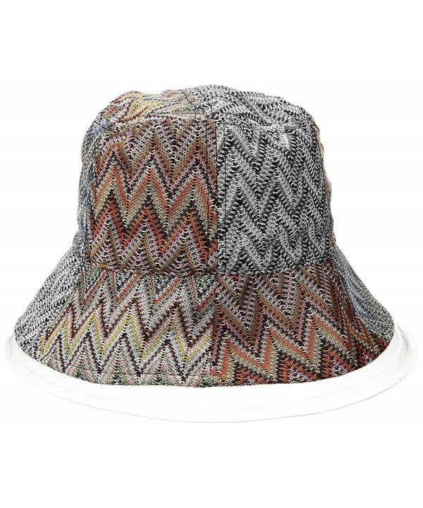 BCBGMAXAZRIA Women's Knitted Bucket Hat - Multi - CY12O4NH6I6
