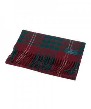 Clans Scotland Scottish Tartan Crawford in Cold Weather Scarves & Wraps