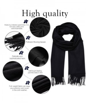 Womens Cashmere Pashmina Shawls Winter in Wraps & Pashminas