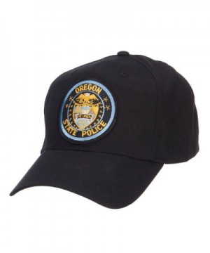 E4hats Oregon State Police Patched
