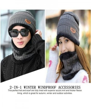 Unisex Slouchy Knitted Warmers Gaiters in Fashion Scarves