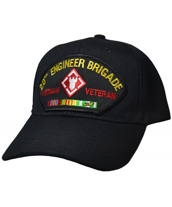 20th Engineer Brigade Vietnam Veteran Cap - C312DI94F7F