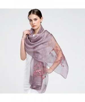 Confidanilin Womens Cashmere Flower Pattern