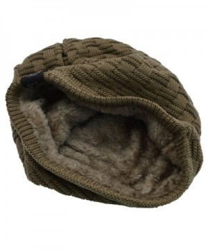 UPhitnis Warm Winter Hats Women in Men's Skullies & Beanies