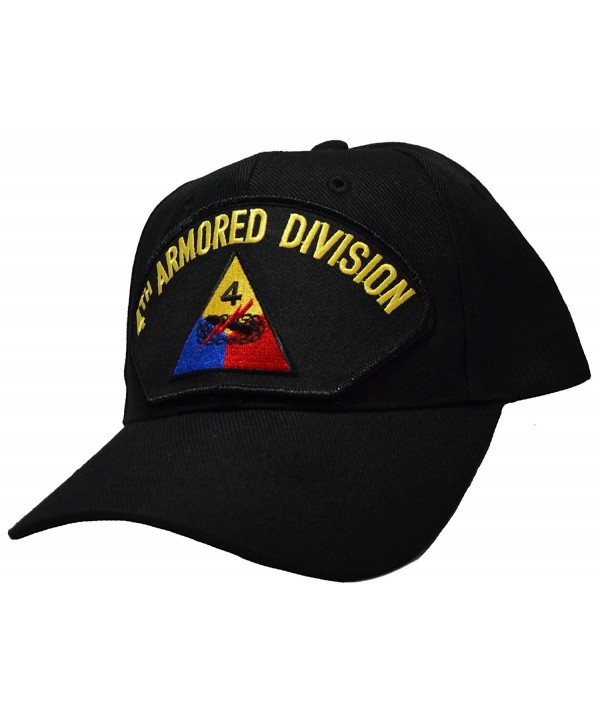 4th Armored Division Cap - C412DNZZVM7
