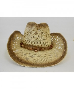Great Deals Western Stain Hat
