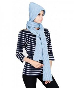 Bellady Winter Pullover Hoodie Scarf in Fashion Scarves